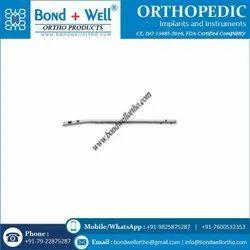 Orthopedic Implants Tibial Nail