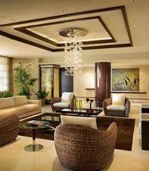 Elite Space Modern Hall With Elegant Interior Design