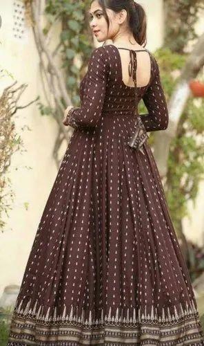 Ethnic Ladies Gown