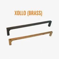 Xollo 96 Mm Brass Cabinate Handle