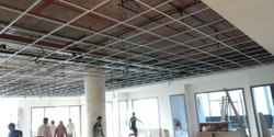 Grid Ceiling Work