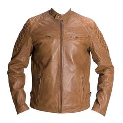 Brown Custom Leather Jackets