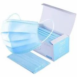 Surgical 3 Ply Non Woven Face Mask