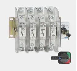 SDCF Unit with Open Execution Bolted Type 4 Fuse