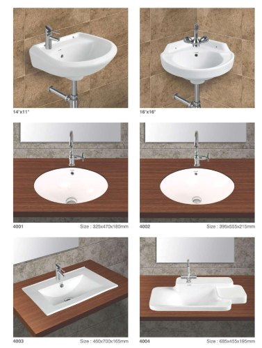 Ceramic Wall Mounted Designer Counter Top Wash Basins For Bathroom Id 22652608091