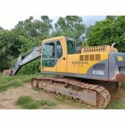 For More Than One 3 Month EC 210 Volvo Crawler Excavator Rental Service, in Pan India