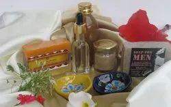 100% Natural ROYAL DIWALI BATH Set with Diyas