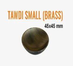 Tawdi Small Brass Drawer Knob