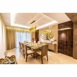 Wooden, Pvc Dining Table Designing