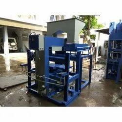 Semi Automatic Brick Making Machine