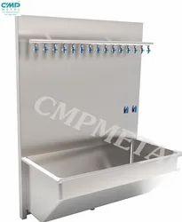 Catheter Washing Hospital Sink