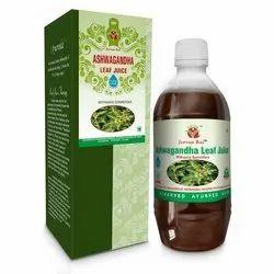 Ashwagandha Leaf Juice