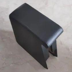 Abs Black Car Armrest