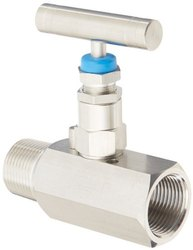 Male To Female Type (Hex Body) Needle Valves