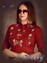 Herry Vol-3 - Ladies Designer Kurti/Gown
