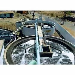 Semi Automatic Effluent Water Treatment Plant
