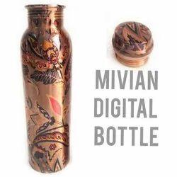 digital copper bottle