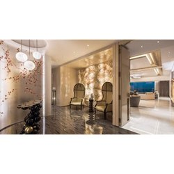 Modern Residential Interior Designing Service