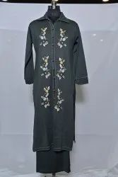 K17 Ladies Kurti With Palazzo