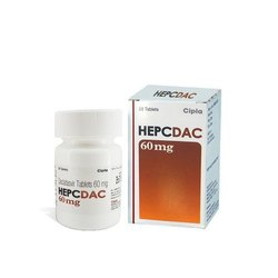 Daclatasvir Hepcdac