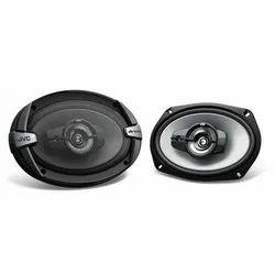 Black JVC CS DR693 Car Speakers