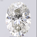 Oval Cut 2.50ct IGI Certified Diamond CVD H VS2 Lab Grown Type2A