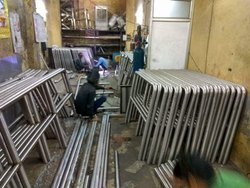 Stainless steel fabrication product