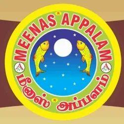 Meenas Appalam Salty Papad