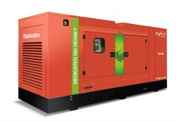 125 KVA Mahindra Powerol Silent Gas Generator