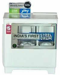 Godrej WS 800 PDS Semi-Automatic Top-Loading Washing Machine (8 Kg, Gold Sprinkle)