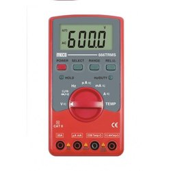 MECO 666 TRMS Digital Multimeter