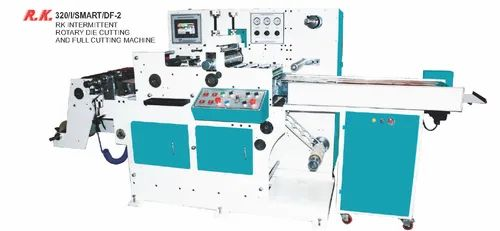 Rotary Die Cutting And Full Cutting Machine