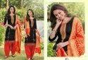 Utsav Menka Pure Jam Cotton Designer Dress Material Catalog Collection