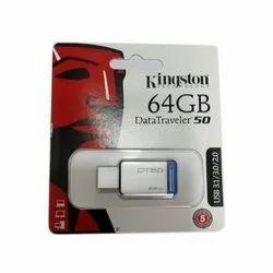 Kingston 64Gb DT50 Usb Pen Drive
