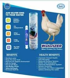 WATER SOFTENER FOR POULTRY