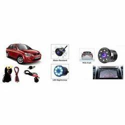 Car LED Camera With Parking Sensor