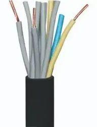 PVC Multicore Copper Flexible Control Cables