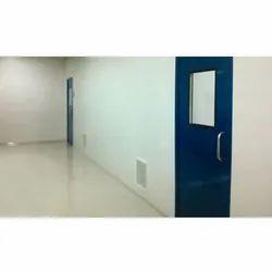 Rockwool Insulated Doors