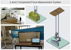 3 Component Force Measurement System