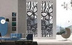 Metal Partition For Home Decor