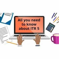 Professional ITR-5 Form Filling Service, in Local Area