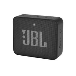 JBL- Jblgo2plusblk - Go2plus Portable Bluetooth Speaker With Mic (Black & Blue)