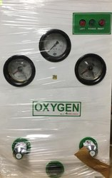 Semi Automatic Control Panel For Oxygen