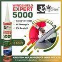 Kingston Windshield Expert 5000 Polyurethane Sealant, 310 Ml, Box