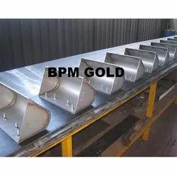 BPM GOLD Polyurethane Elevator Conveyor Belt White, Belt Width: 500 - 1000 mm, Belt Thickness: 11 -15 mm