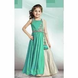 Kids Girls Party Gowns