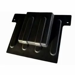 Black FRP Engine Rear Cover