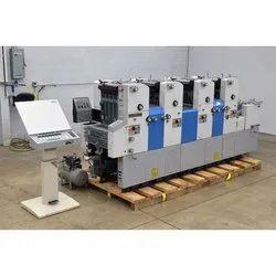 Ryobi 3304H 4 Color Offset Printing Machine