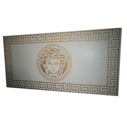 Stone Printed Mosaic Tiles, For Wall, Thickness: 8 mm