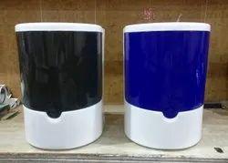 Hand sanitizer dispenser mist